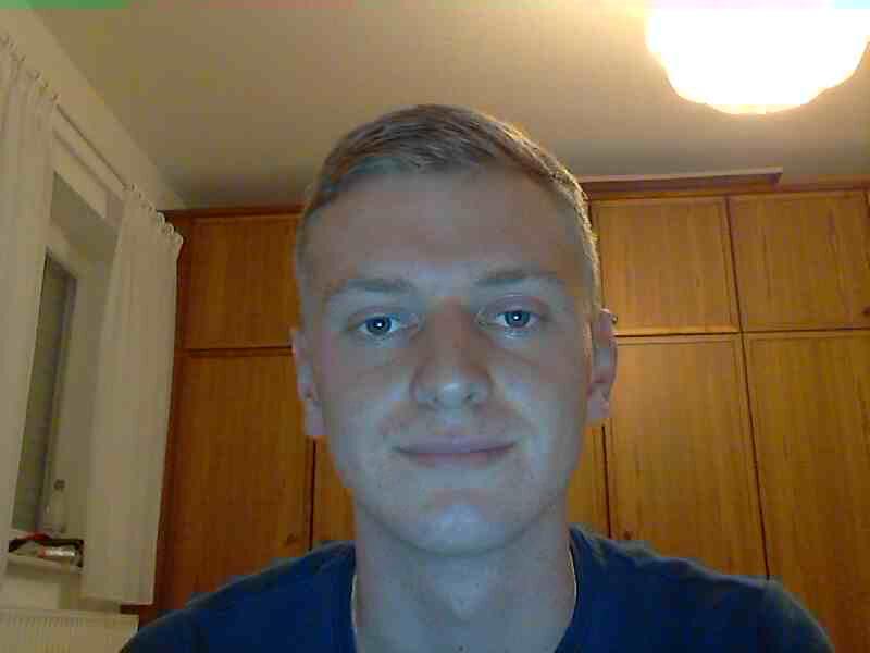 My German Haircut....